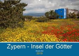 Abbildung von Abel   Zypern - Insel der Götter (Wandkalender 2019 DIN A2 quer)   1. Edition 2018   2018   Wunderbare Menschen, malerisch...