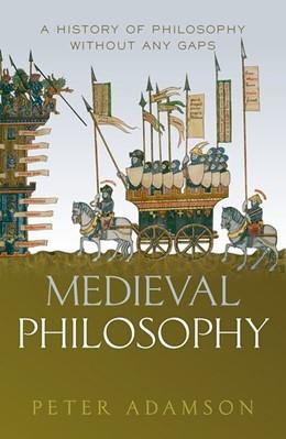Abbildung von Adamson | Medieval Philosophy | 2019 | A history of philosophy withou...