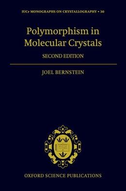 Abbildung von Bernstein | Polymorphism in Molecular Crystals | 2020 | 30