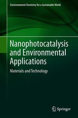 Abbildung von Inamuddin / Sharma | Nanophotocatalysis and Environmental Applications | 1. Auflage | 2019 | 29 | beck-shop.de
