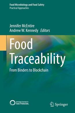 Abbildung von McEntire / Kennedy | Food Traceability | 1. Auflage | 2019 | beck-shop.de