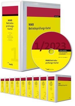 Abbildung von NWB Betriebsprüfungs-Kartei - mit Aktualisierungsservice | Loseblattwerk mit 329. Aktualisierung | 2019