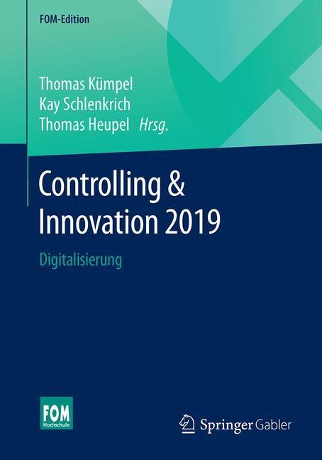 Abbildung von Kümpel / Schlenkrich / Heupel | Controlling & Innovation 2019 | 2019