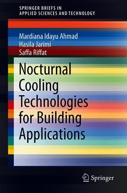 Abbildung von Ahmad / Jarimi / Riffat | Nocturnal Cooling Technology for Building Applications | 1st ed. 2019 | 2019