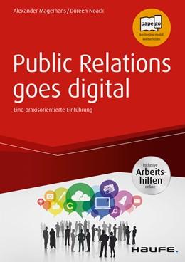 Abbildung von Magerhans / Noack | Public Relations goes digital - inkl. Arbeitshilfen online | 1. Auflage | 2019 | beck-shop.de