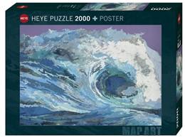 Abbildung von Cusick   Map Wave Puzzle   1. Auflage   2018   beck-shop.de