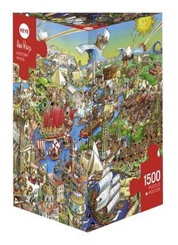 Abbildung von Prades | History River Puzzle | 2019 | 1500 Teile