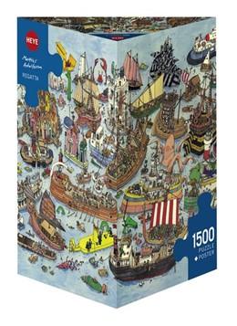 Abbildung von Adolfsson | Regatta Puzzle | 2019 | 1500 Teile