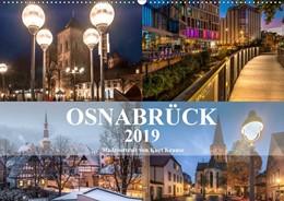 Abbildung von Krause | Stadtportrait Osnabrück (Wandkalender 2019 DIN A2 quer) | 1. Edition 2018 | 2018 | Eindrucksvolle Fotografien von...