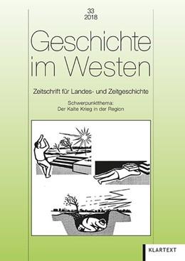 Abbildung von Geschichte im Westen 33/2018 | 2018 | Zeitschrift für Landes- und Ze...