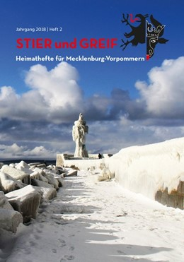 Abbildung von Heimatverband Mecklenburg-Vorpommern   Stier und Greif 2018 / H. 2   1. Auflage   2019   beck-shop.de
