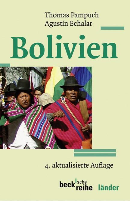 Cover: Agustín Echalar|Thomas Pampuch, Bolivien