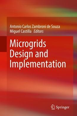 Abbildung von Zambroni de Souza / Castilla | Microgrids Design and Implementation | 1st ed. 2019 | 2018