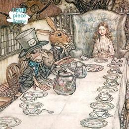 Abbildung von Adult Jigsaw Puzzle Arthur Rackham: Alice in Wonderland Tea Party | 1. Auflage | 2018 | beck-shop.de