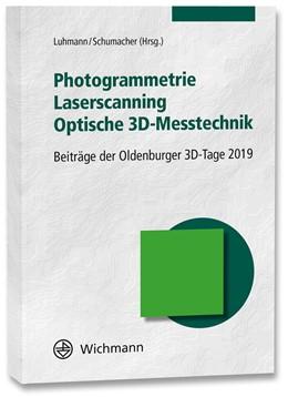 Abbildung von Luhmann / Schumacher | Photogrammetrie - Laserscanning - Optische 3D-Messtechnik | 1. Auflage | 2019 | beck-shop.de