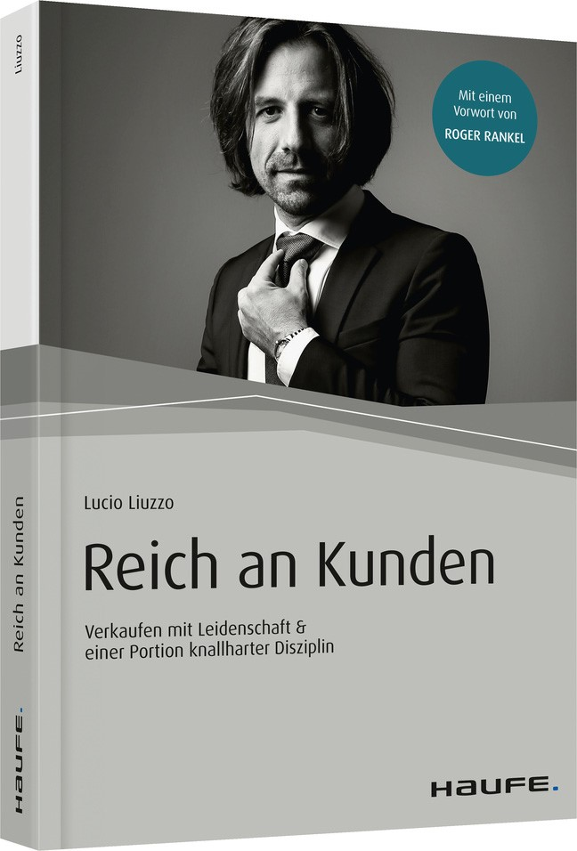 Reich an Kunden | Liuzzo, 2018 | Buch (Cover)