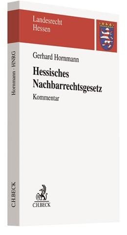 Abbildung von Peter | Hessisches Nachbarrechtsgesetz | 2020