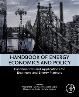 Abbildung von Rubino / Sapio | Handbook of Energy Economics and Policy | 1. Auflage | 2021 | beck-shop.de