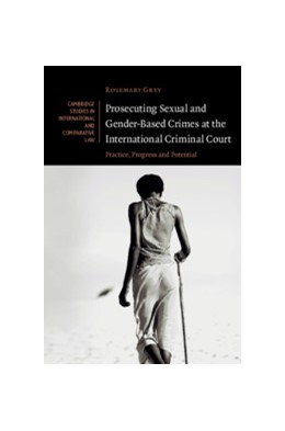 Abbildung von Grey | Prosecuting Sexual and Gender-Based Crimes at the International Criminal Court | 2019 | Practice, Progress and Potenti... | 143