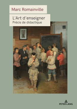 Abbildung von Romainville | L'Art d'enseigner | 1. Auflage | 2018 | beck-shop.de