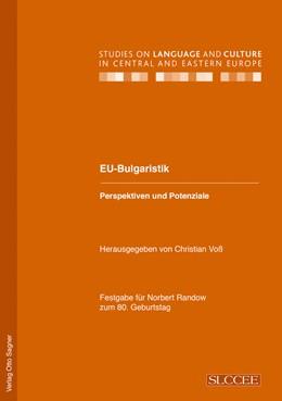 Abbildung von Voss | EU-Bulgaristik. Perspektiven und Potenziale | 1. Auflage | 2009 | 6 | beck-shop.de