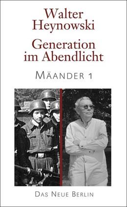 Abbildung von Heynowski   Generation im Abendlicht   2019   Mäander (1)