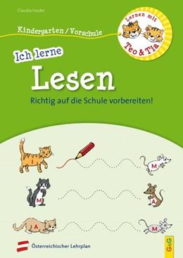 Abbildung von Haider | Lernen mit Teo und Tia - Ich lerne Lesen - Kindergarten/Vorschule | 1. Auflage | 2019 | beck-shop.de