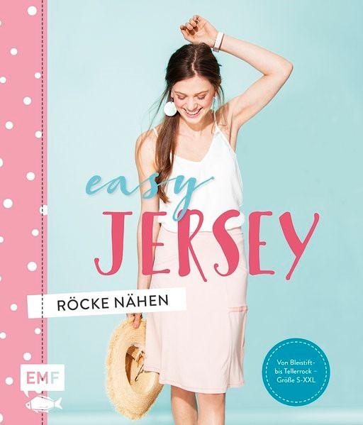 Easy Jersey - Röcke nähen, 2019 | Buch (Cover)