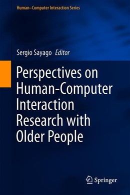 Abbildung von Sayago | Perspectives on Human-Computer Interaction Research with Older People | 2019 | 2019