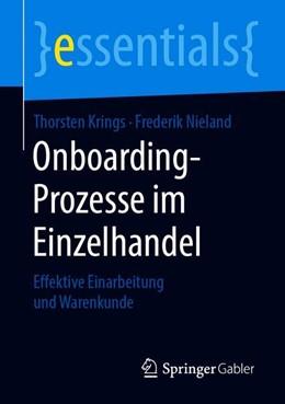 Abbildung von Krings / Nieland | Onboarding-Prozesse im Einzelhandel | 1. Auflage | 2019 | beck-shop.de