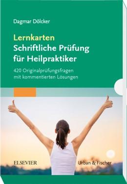 Abbildung von Dölcker | Lernkarten Schriftliche Prüfung für Heilpraktiker | 2019 | 420 Originalprüfungsfragen mit...