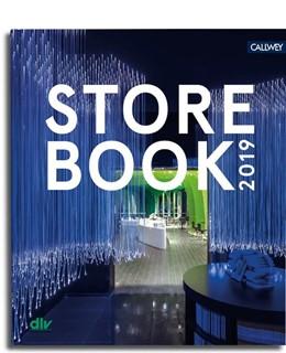 Abbildung von Dörries / dlv - Netzwerk Ladenbau e. V.   Store Book 2019   2019