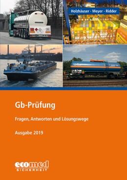 Abbildung von Holzhäuser / Ridder / Meyer | Gb-Prüfung | 14. Auflage 2019 | 2019 | Fragen, Antworten und Lösungsw...
