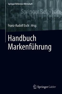 Abbildung von Esch (Hrsg.) | Handbuch Markenführung | 2019