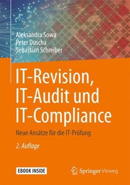 Abbildung von Sowa / Duscha | IT-Revision, IT-Audit und IT-Compliance | 2. Auflage | 2019 | beck-shop.de