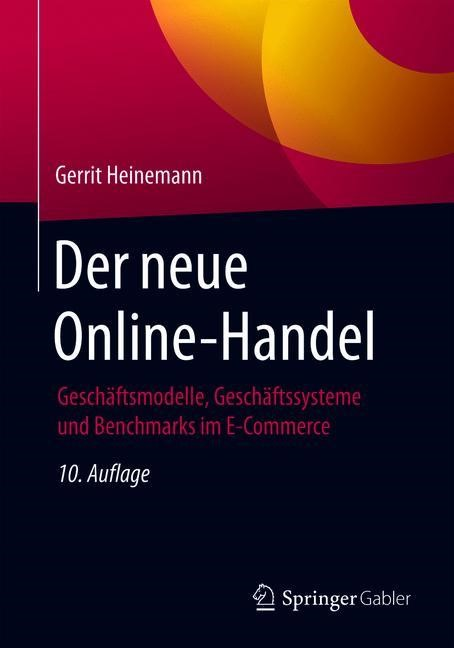 Abbildung von Heinemann | Der neue Online-Handel | 10., überarb.u. erw. Aufl. 2019 | 2019