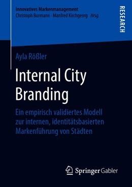 Abbildung von Rößler   Internal City Branding   1. Auflage   2019   beck-shop.de