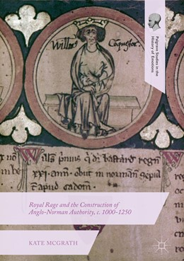 Abbildung von McGrath | Royal Rage and the Construction of Anglo-Norman Authority, c. 1000-1250 | 1st ed. 2019 | 2019