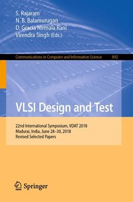 Abbildung von Rajaram / Balamurugan   VLSI Design and Test   1. Auflage   2019   892   beck-shop.de