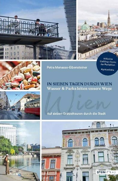 Abbildung von Menasse-Eibensteiner   In sieben Tagen durch Wien   1. Auflage   2018