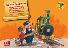 Abbildung von Dölling | Jim Knopf und Lukas der Lokomotivführer machen einen Ausflug. Kamishibai Bildkartenset. | 1. Auflage | 2019 | beck-shop.de
