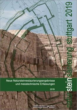 Abbildung von Patitz / Grassegger | Natursteinsanierung Stuttgart 2019 | 1. Auflage | 2019 | beck-shop.de