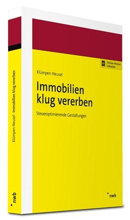 Abbildung von Immes / Klümpen-Neusel | Immobilien klug vererben | 1. Auflage | 2021 | beck-shop.de
