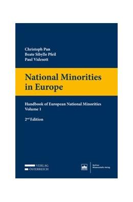 Abbildung von Pan / Pfeil   National Minorities in Europe   2. Auflage   2018   beck-shop.de