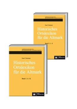 Abbildung von Rohrlach | Historisches Ortslexikon für die Altmark | 1. Auflage | 2018 | 68 | beck-shop.de