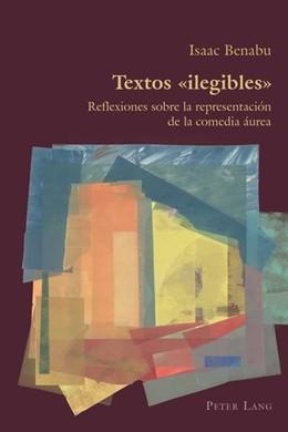 Abbildung von Benabu | Textos «ilegibles» | 2018 | Reflexiones sobre la represent...