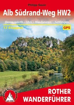 Abbildung von Sauer | Alb Südrand-Weg HW2 | 1. Auflage 2019 | 2019 | Donauwörth - Ulm - Blaubeuren ...