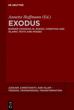 Abbildung von Hoffmann   Exodus   2020   Border Crossings in Jewish, Ch...