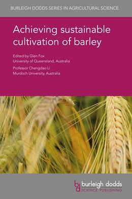 Abbildung von Fox / Li | Achieving sustainable cultivation of barley | 2020 | 74