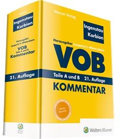 Abbildung von Ingenstau / Korbion / Leupertz / v. Wietersheim (Hrsg.) | VOB Teile A und B | 21. Auflage | 2019